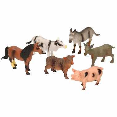 Speelgoed boerderij dieren stuks